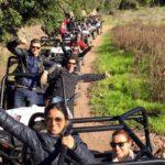 Buggy tour in Estérel mountains & Corniche d'Or