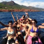 Esterel private boat excursion - Groups