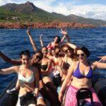 2h30 Esterel private boat excursion - Groups