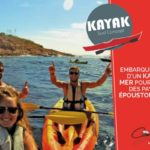 Sea kayak rental - The Dramont