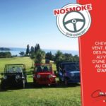 Ride abroad a No Smoke - Sud Concept