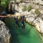 Family Canyoning - Gorges du Loup
