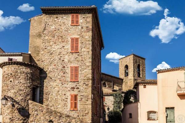 Village de Roquebrune-sur-argens