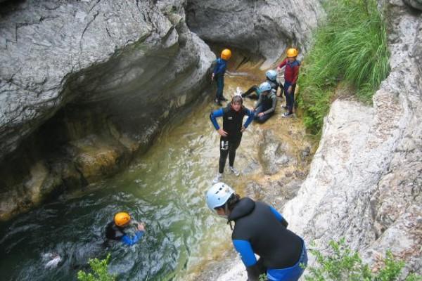 Ruisseau d'Audin – lagoons