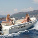 License-free boat rental