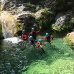 Canyoning  - Clue du Riolan