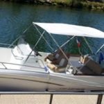 Boat rental : Cap Camarat 8-person - Cannes