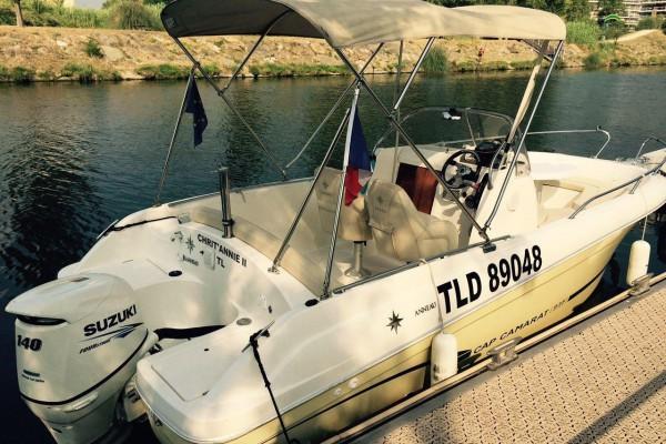 Location de bateaux Mandelieu