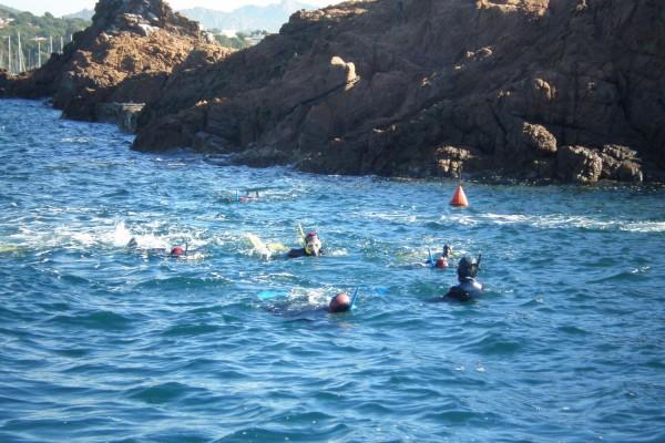 Europlongée – snorkeling