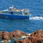 Sea tour : The Calanques of the l'Esterel (1h15)