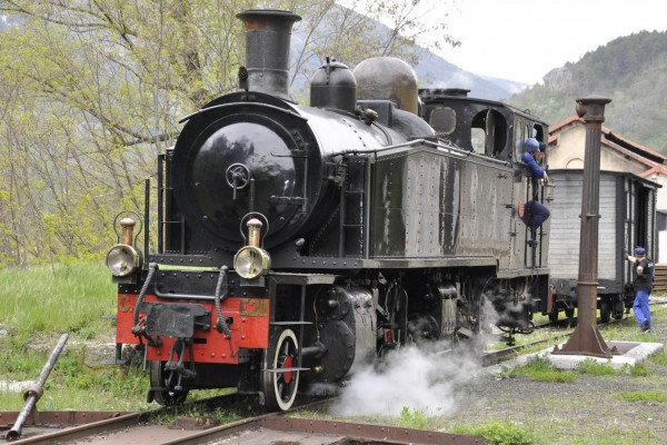 Train des Pignes - Coach Excursion