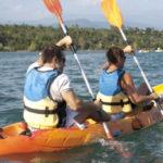 Canoe-kayak - Lake St-Cassien
