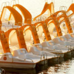 Pedal boat rental - Lake St-Cassien