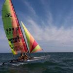 Course Catamaran/Windsurfing - Saint-Raphaël