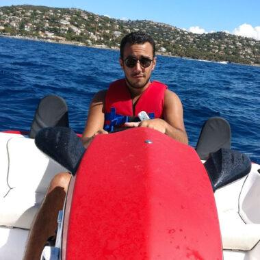 Expérience Côte d'Azur - Avis client maxime Riou Sea Kart