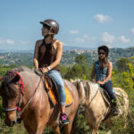 """Balade a cheval """" 1/2 journée à la cool"""""""
