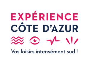 Logo experience cote azur - 350 activités sur la Côte d'Azur