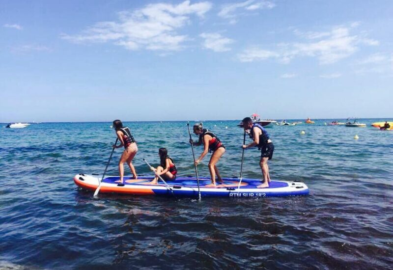 Stand Up Paddle Familial 3 – La gaillarde – WGP