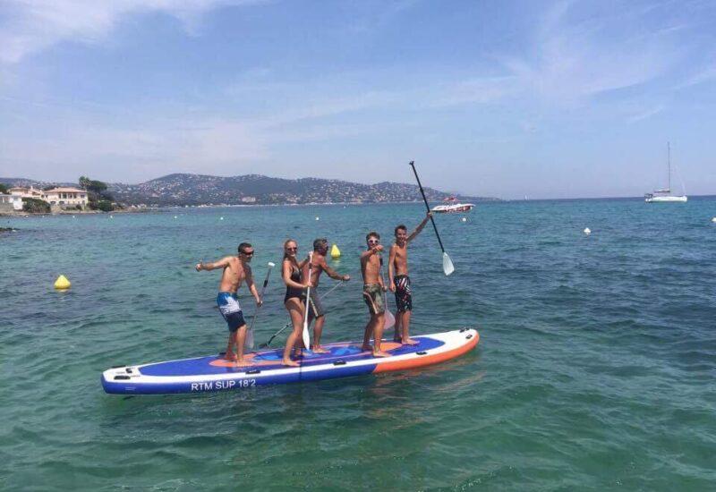 Stand Up Paddle Familial – La Gaillarde – WGP