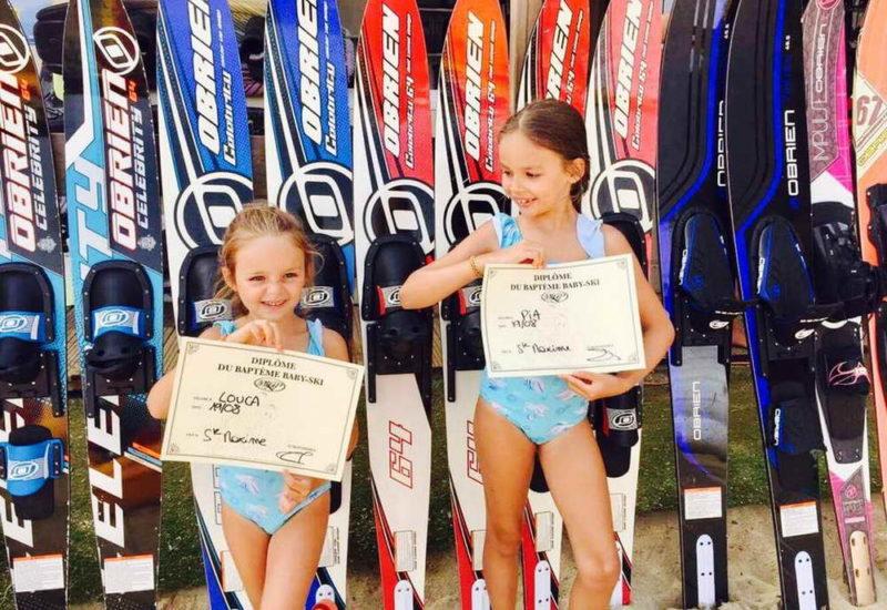 Wakeboard ski nautique – La Nartelle 2