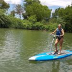 Paddle stepper Fréjus 2