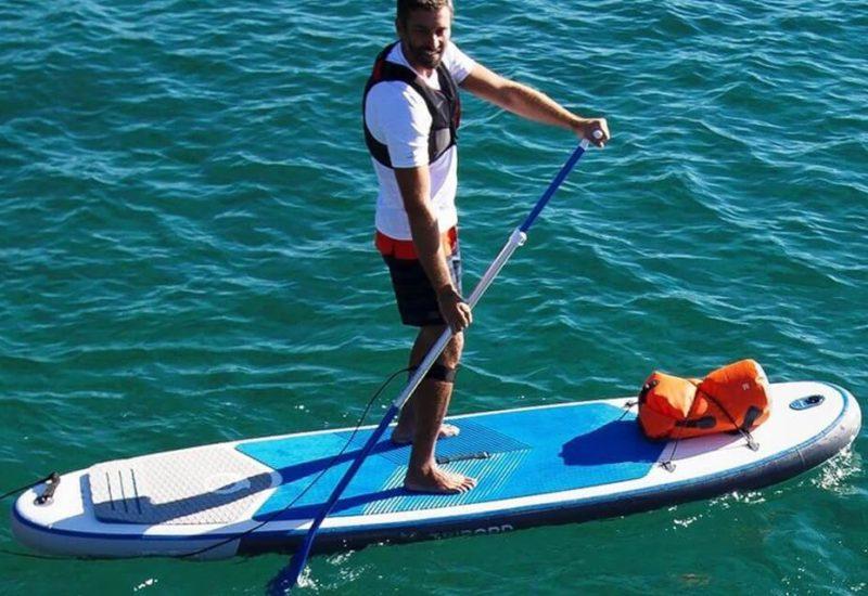 Paddle 2 – Kayak Paddle Fréjus