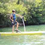 Paddle stepper 2