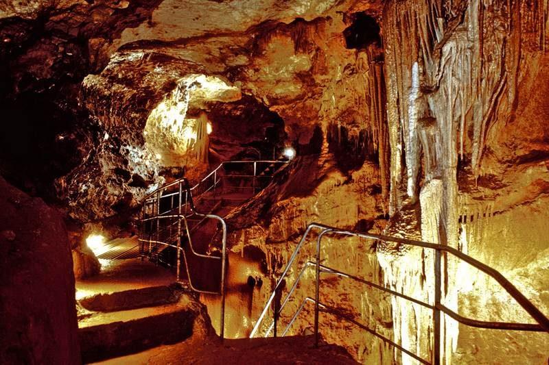 Chasse au trésor – Grotte Baume Obscure