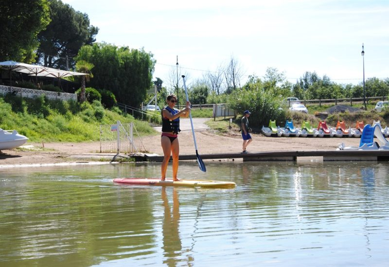 Activité Paddle Water Glisse Passion – Lac perrin