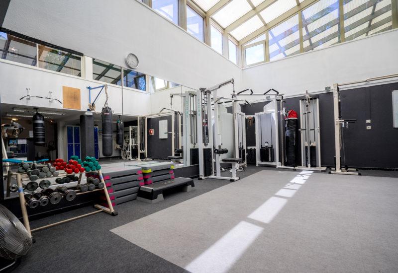 Salle Fitness Optimum