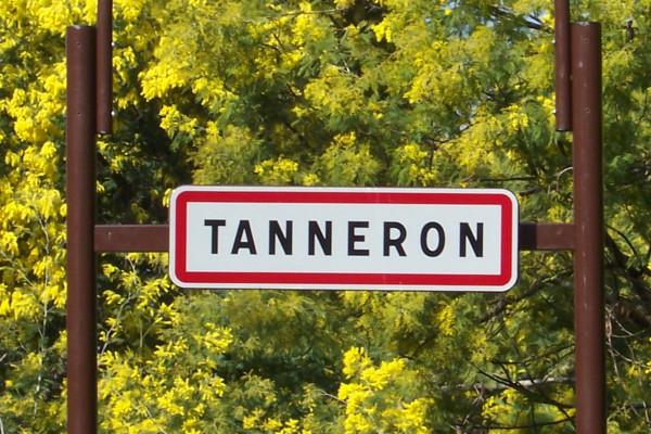 entrée Tanneron