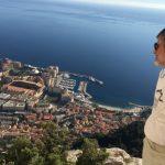 Rando accompagnée au dessus de Monaco