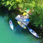 kayak paddle frejus – ponton