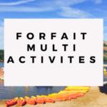 WGP ARENA - Pack Multi-activités