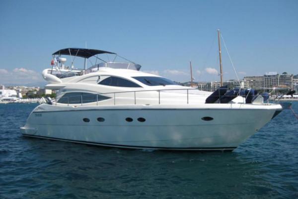Yacht Aicon 56