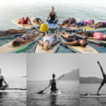 Yoga en plein air  - Agay