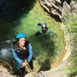 Canyoning niveau 3 - La Bollène