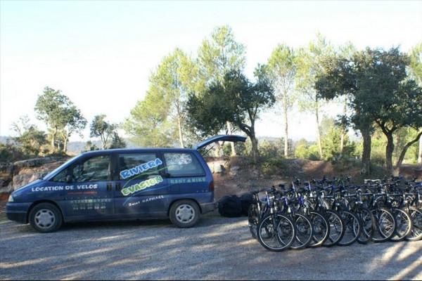 Location de vélos VTT