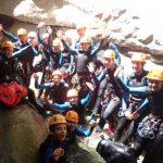Canyoning niveau 2 -  Cramassouri