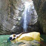 Canyoning de Bollène - Mercantour