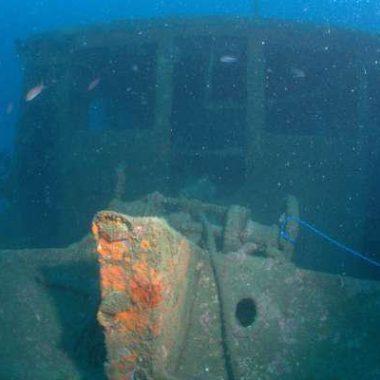 Journée 2 plongées Epave Roche St Tropez (plongeur expert)