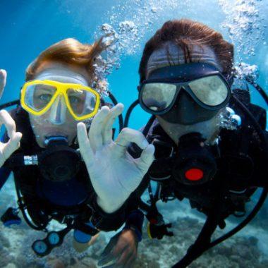 1er Niveau plongée Internationale (SSI) OPEN WATER