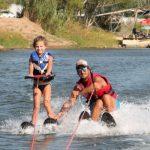 Ski nautique/wakeboard - Aréna plage Lac Perrin