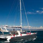 Demi-journée en maxi catamaran - PROMO