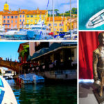 Excursion en mer - Golfe de Saint-Tropez