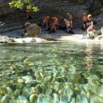 Canyoning Cramassouri - Demi- journée - Niveau 2
