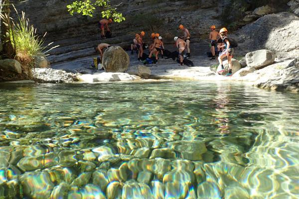 les eaux limpides de cramassouri