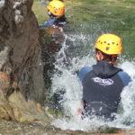 Canyoning d'aventure la Bollène - Vallée de l'Estéron
