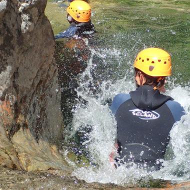 Canyoning d'aventure la Bollène – Vallée de la Vésubie