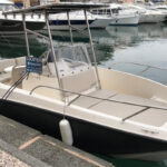 Location open Quicksilver 675 pêche (6 personnes)